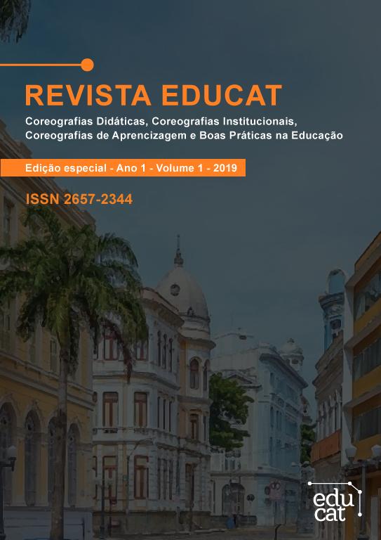 I Edição Especial da Revista Educat
